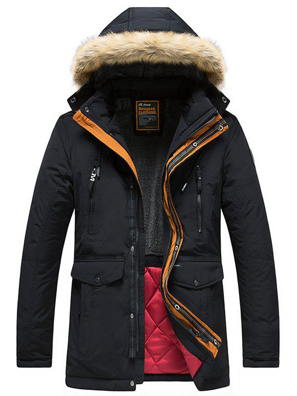 Discount 8811 - A532 Winter Youth Men's Thicken Cotton Jacket