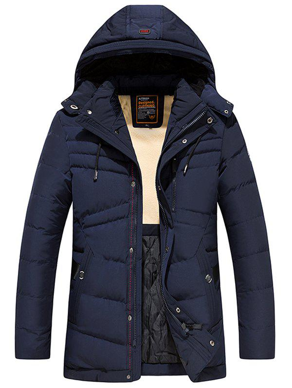 Outfits 8807 - A532 Winter Men's Korean Casual Jacket Down Cotton Youth Clothing