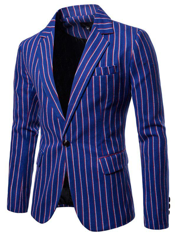 Outfits 9650 Autumn Winter Men's Casual Striped Europe America Large Size Suit