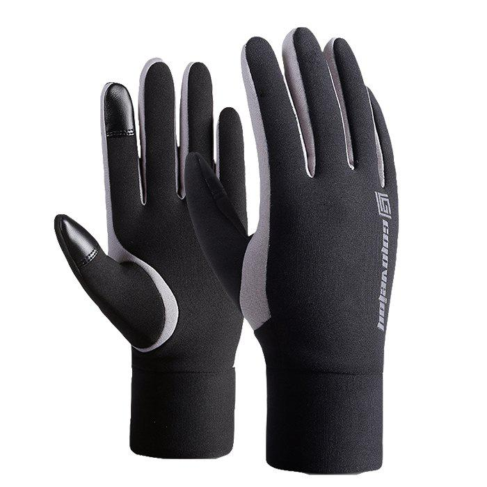 Affordable Waterproof Windproof Warm Touch Screen Full Finger Gloves