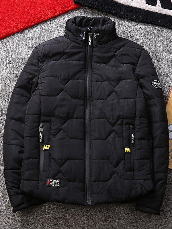Latest Winter Casual Fashion Warm Cotton Men Parka