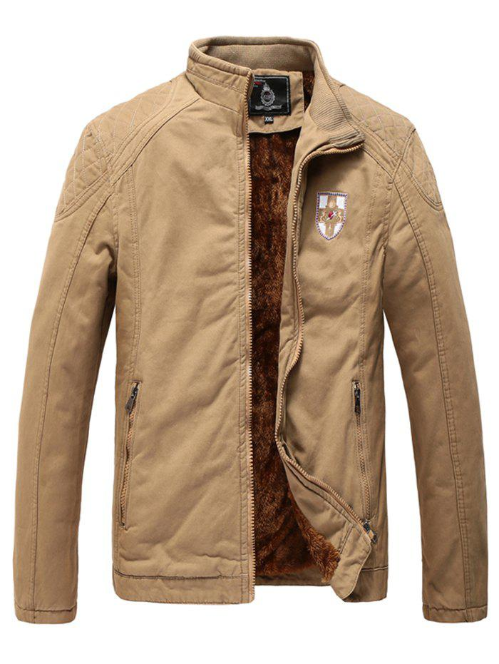 Buy 1821 - A532 Men's Winter Fashion Windbreaker Jacket
