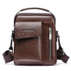 Men Crossbody Bag Leisure Wearable Large Capacity Classic -
