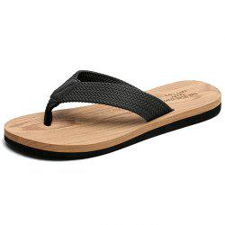Beach Young Word European Standing Soil Early Summer Slippers -