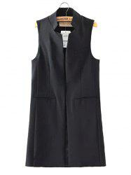 Women's Autumn Diamond Shape Long Cotton Vest -