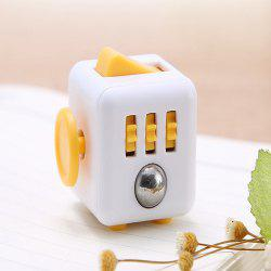 591 Creative Decompression Unlimited Magical Cube Fun Toy Unpacking Dice -
