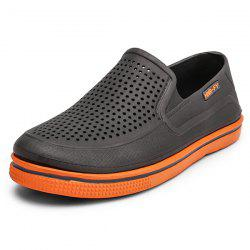Summer Deodorant Slippers Hole Shoes for Men -
