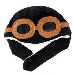 Cartoon Fashion Children's Bomber Hat for Autumn and Winter -