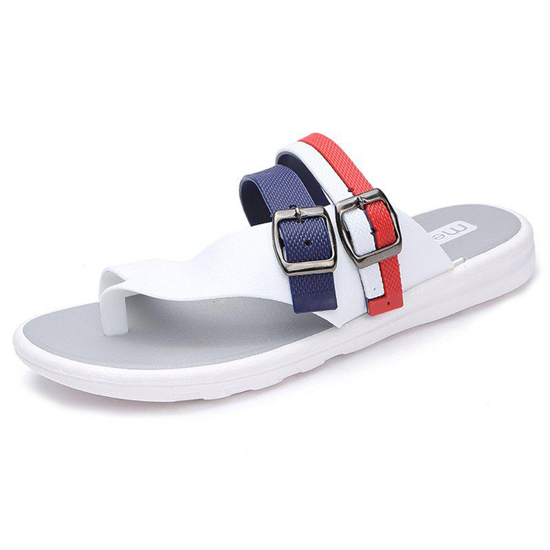 Fashion Soft Bottom Outdoor Non-slip Men's Slippers