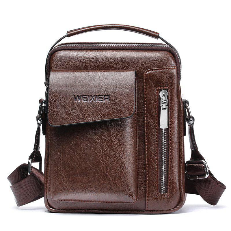 Shops Men Crossbody Bag Leisure Wearable Large Capacity Classic