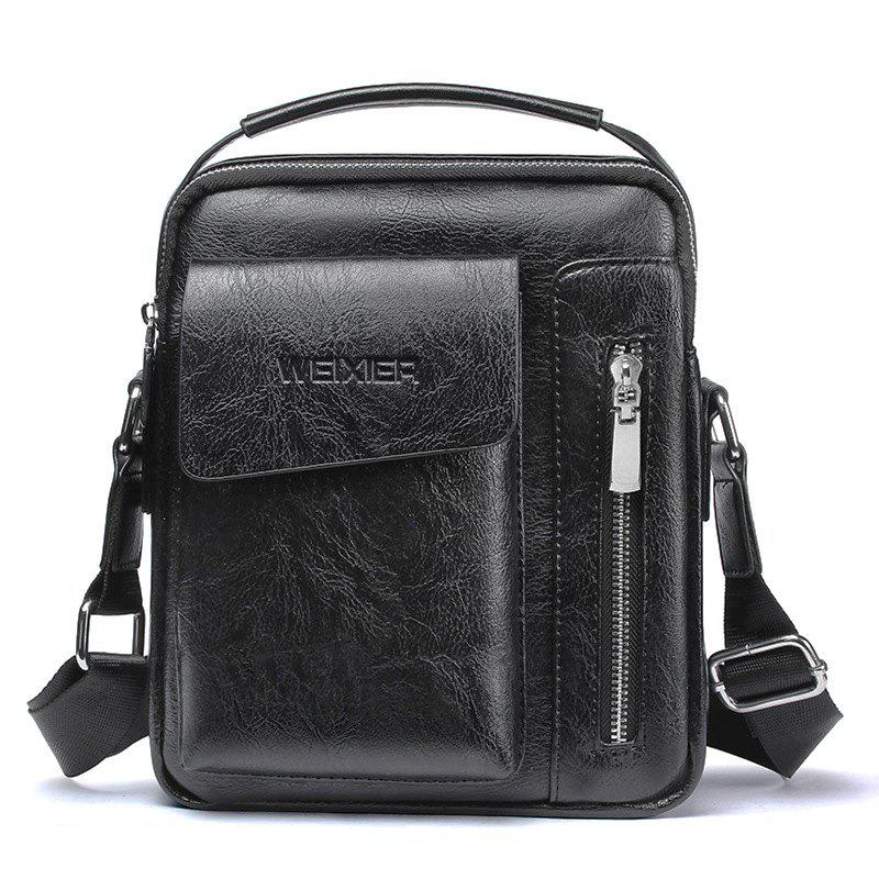 Best Men Crossbody Bag Leisure Wearable Large Capacity Classic