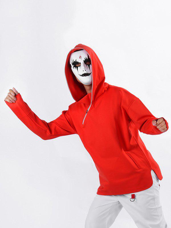 Outfit Roman Cloth Japanese Men's National Tide Hoodie