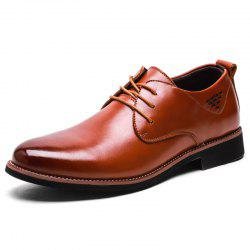 Men's Formal Leather Shoes Business Rubber Sole -
