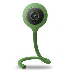 1080P Ultra Clear Smart Wifi Baby Monitor with Temperature Humidity Sensor Plus Audible Alarm -