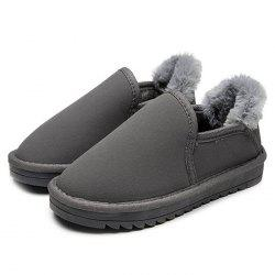 Female Non-slip Thick-soled Warm Snow Boots -
