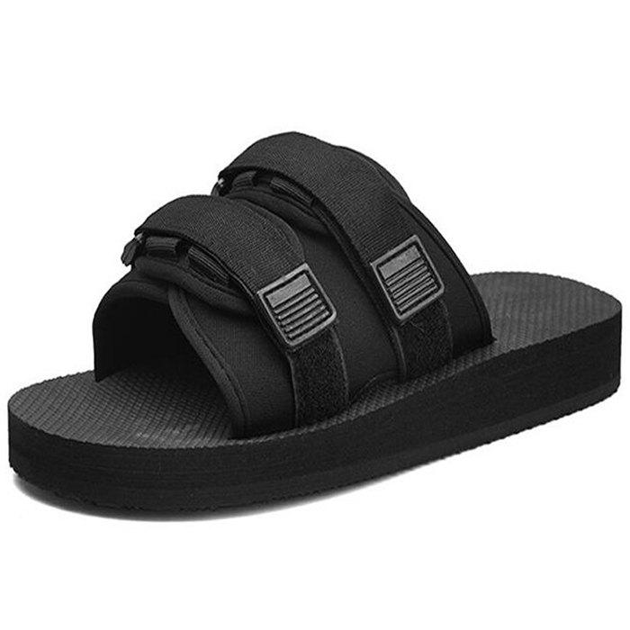 Discount XMST - 7207 One-slip Slippers For Men And Women Tide Beach Sandals