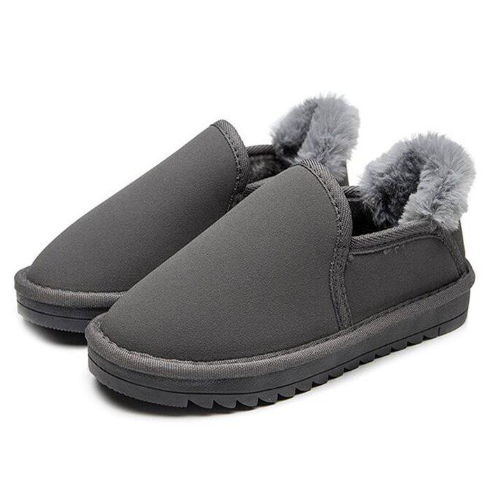 New Female Non-slip Thick-soled Warm Snow Boots
