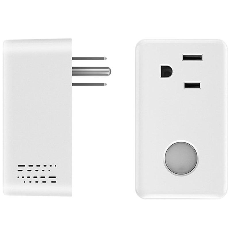 Outfit Broadlink Bolian SPcc SP3 Smart Home WiFi Socket Mobile Remote Control