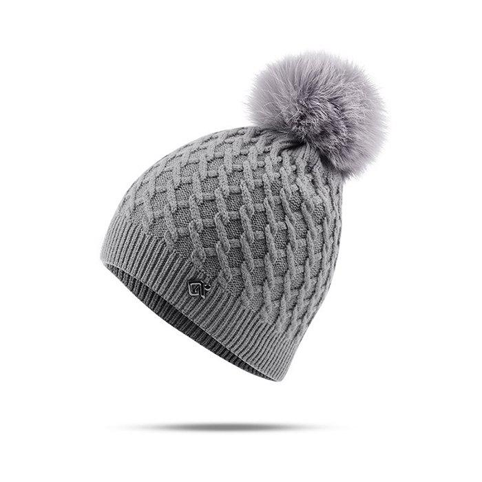 e5f7afb9bf3f08 2019 Thick Warm Wool Women's Knitted Hat | Rosegal.com