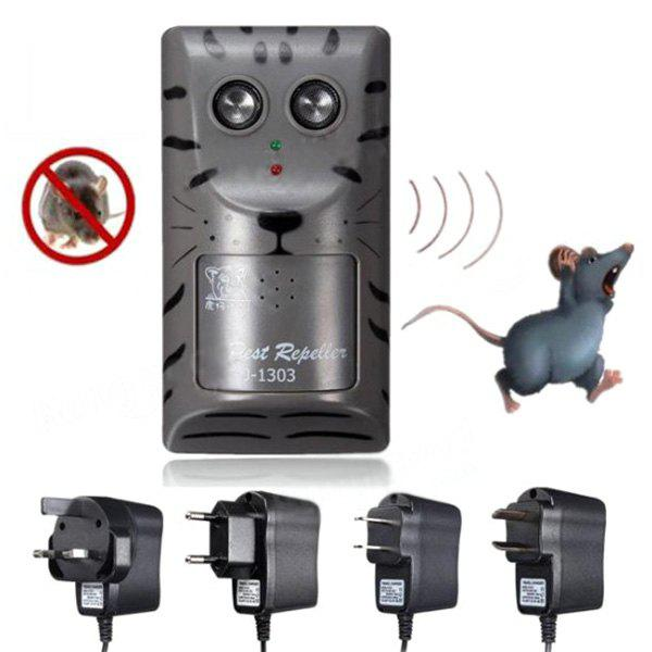 Outfit Ultrasonic Electronic Cat Wall-mounted Repeller