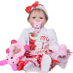 KEIUMI 22 Inch Rebirth Baby Doll Toy Gift -