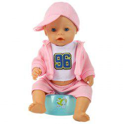 Simulation Doll Accessories No.96 Sportswear Suit -