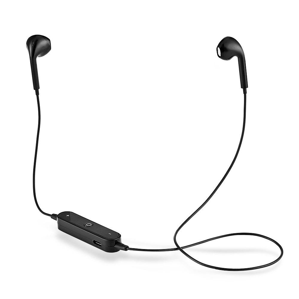 Online k30 Universal Sports Bluetooth Headset Wired Earphones for iOS / Android Phones