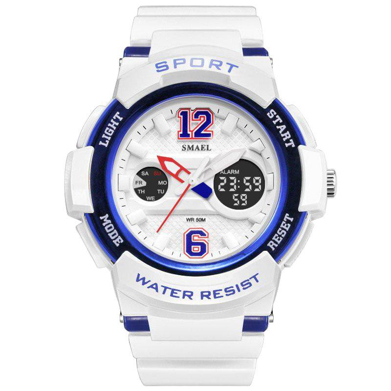 Store Colorful Cool Sports Hip Hop Multi-function Watch