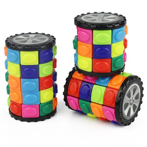 Outfits Magic Tower Decompression Cube Three-dimensional Puzzle Educational Toys