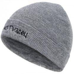 Letter Embroidery Knit Hat -