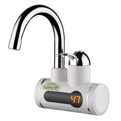 Instant Digital Electric Kitchen Special Water Faucet 3KW -