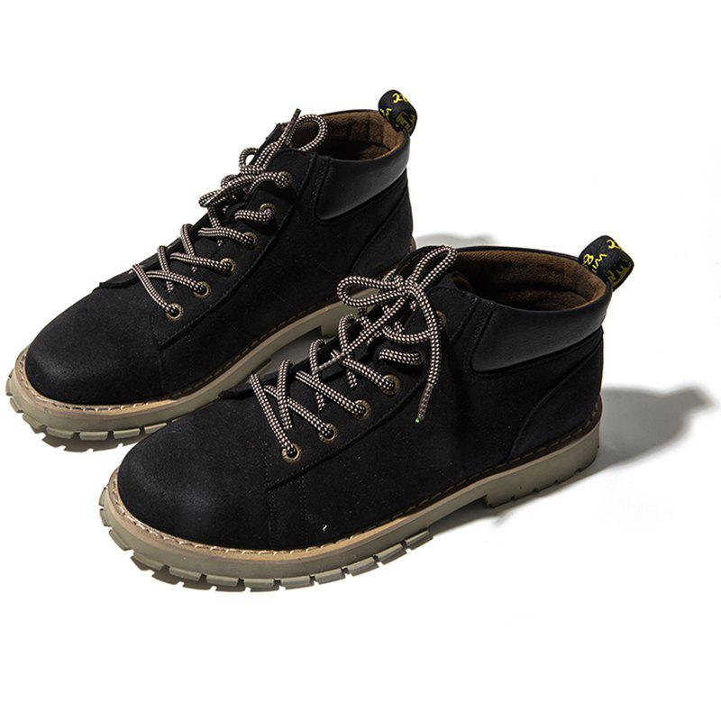 Outfit B021 Outdoor High-top Men Boots