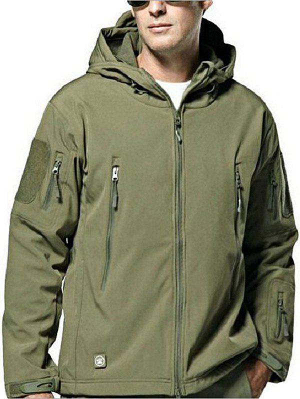 Online Trendy Waterproof Breathable Soft Shell Jacket