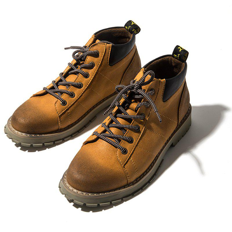 Affordable B021 Outdoor High-top Men Boots
