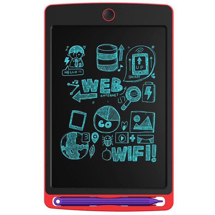 8.5 Inch LCD Tablet Children Drawing Learning Electronic Blackboard Message Draft Office Writing Board