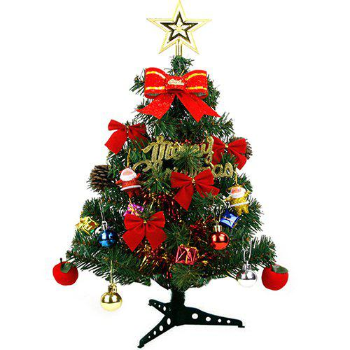 Outfit Hardcover Christmas Tree with Decorations