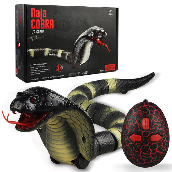 Tricky Remote Cobra для взрослых Creative Novelty Gift Infrared Scary Toy