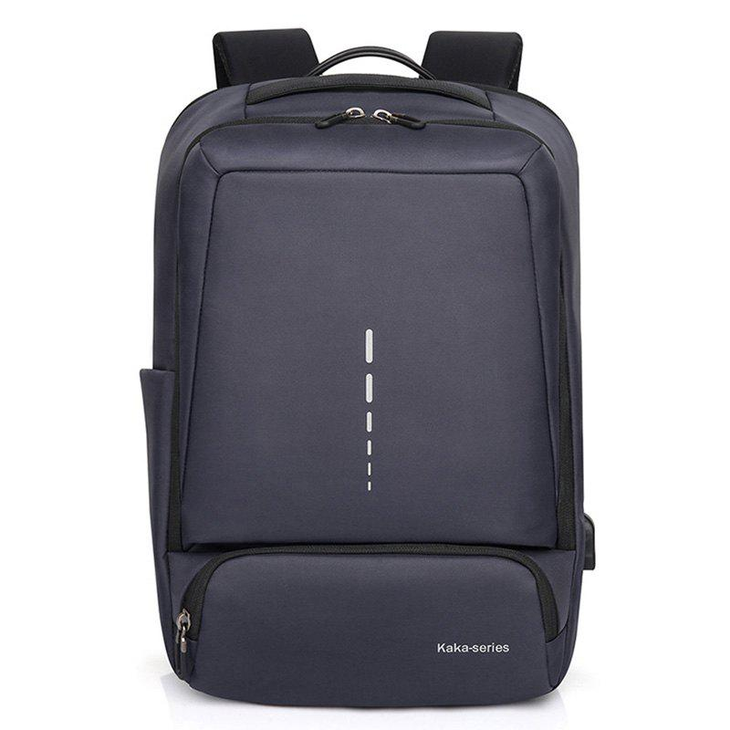 1fcb426d389d KAKA Men Business Fashion Trend Leisure Travel Backpack