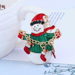 Fashion Animal Cartoon Cute Christmas Brooch -