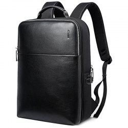 BOPAI 851-002611 Men Business USB Chargeable Traveling Backpack -