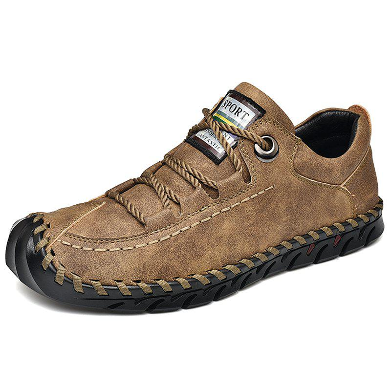 Outfit Men Stylish All-match Skid-proof Leisure Shoes