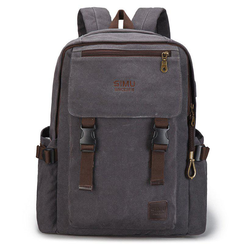 Buy Men's High School Students Large-capacity Backpack
