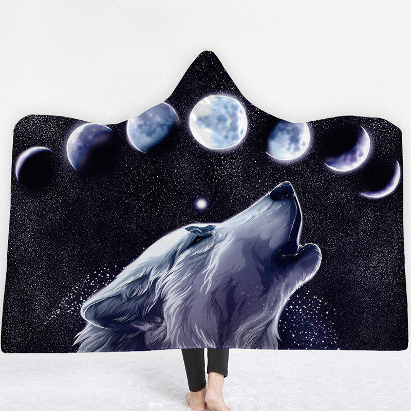 Online Thick Double-layer Plush 3D Digital Printing Blanket