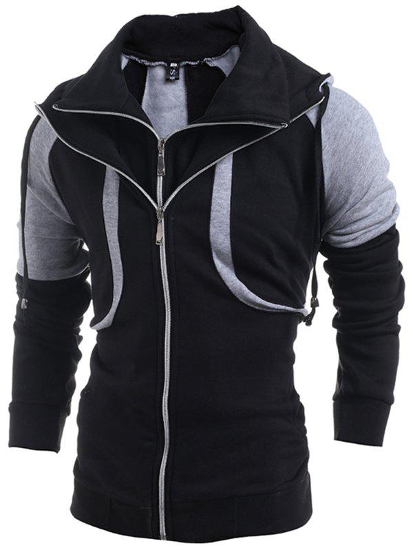 Chic Autumn Winter Fashion Men's Casual Hooded Hoodies