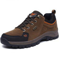 Men Leisure Comfortable Outdoor Sports Hiking Shoes -