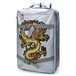 Large Capacity Multi-function Chinese Style Travel Casual Backpack -