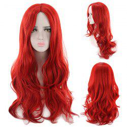 Popular Personality Color Woman Wig -