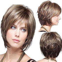 SYWT 216  Ladies Fashion Realistic High Temperature Wire Wig -