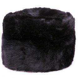 Winter Middle-aged Thick Warm Men Bomber Hat -