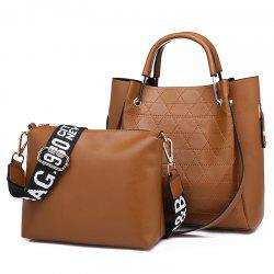 Fashion Ladies Shoulder Bag Stylish Zipper -